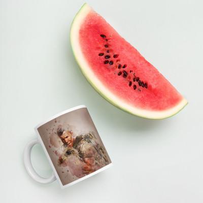 Sniper Beckett Creative Art Mug