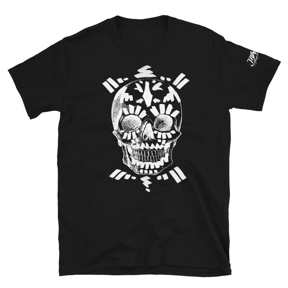 SKULL la Muerte Short-Sleeve Unisex T-Shirt