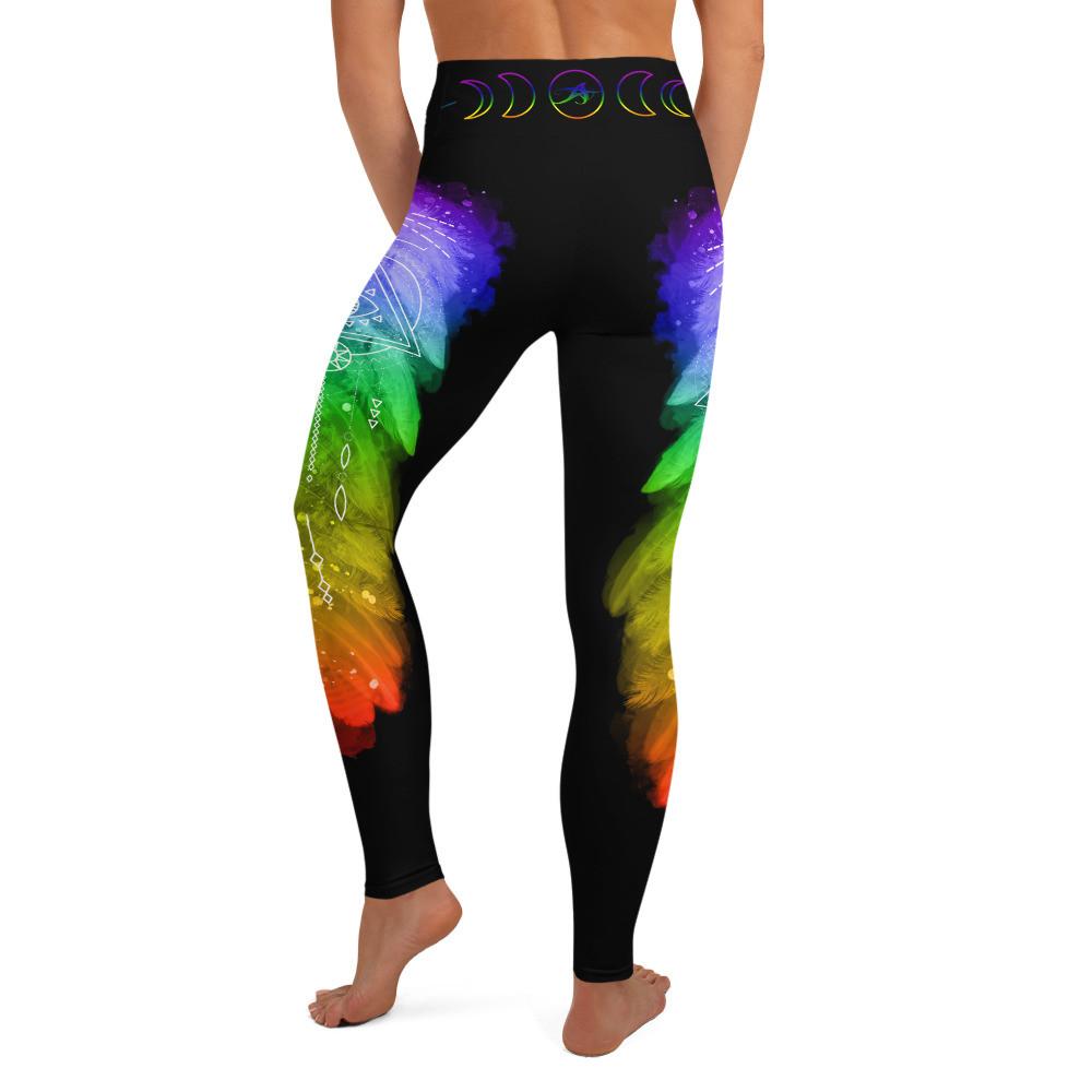 'Shamanika' Yoga Leggings
