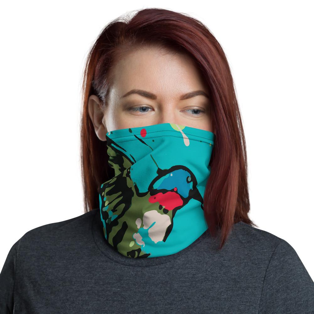 'Humming Bird' Neck/Face Gaiter