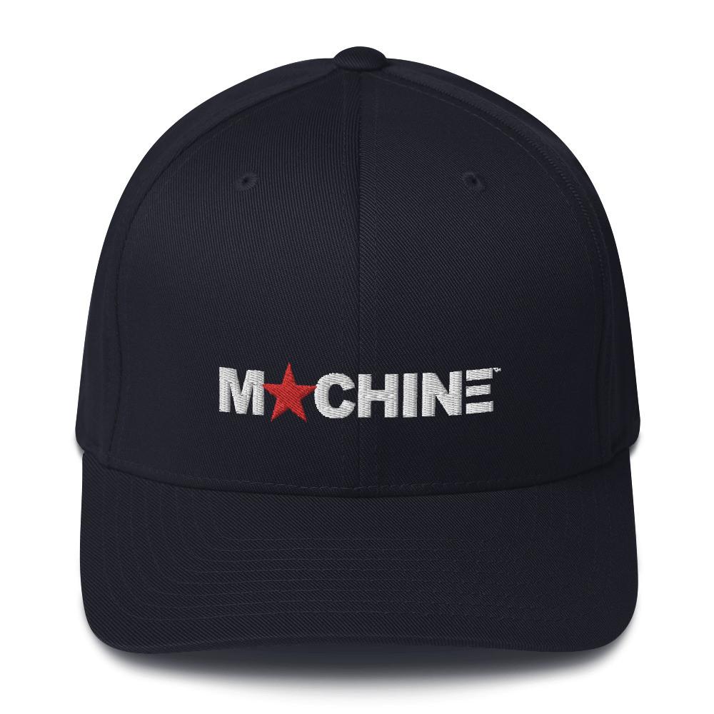 MACHINE Republic Structured Twill Cap