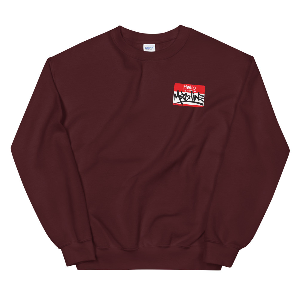 Hello Unisex Sweatshirt