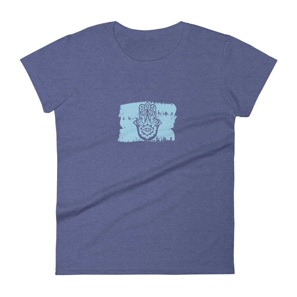 Hamsa Women's short sleeve t-shirt