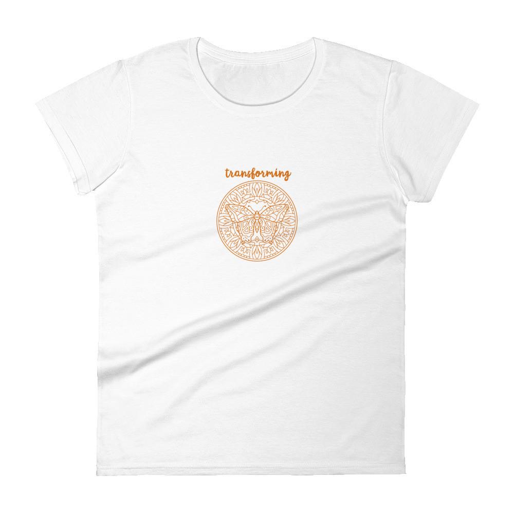 Transforming Women's short sleeve t-shirt