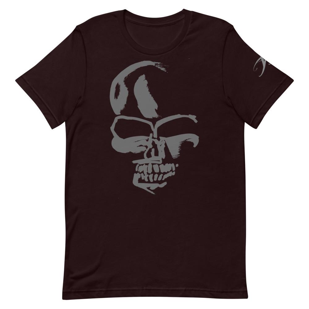 Skull Face Short-Sleeve Unisex T-Shirt
