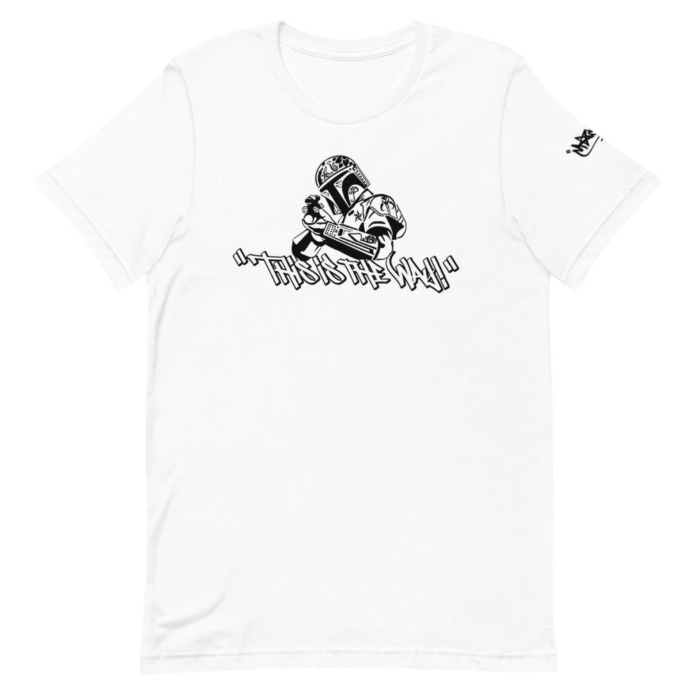 Santolorian 'Bop-Gun' Short-Sleeve Unisex T-Shirt
