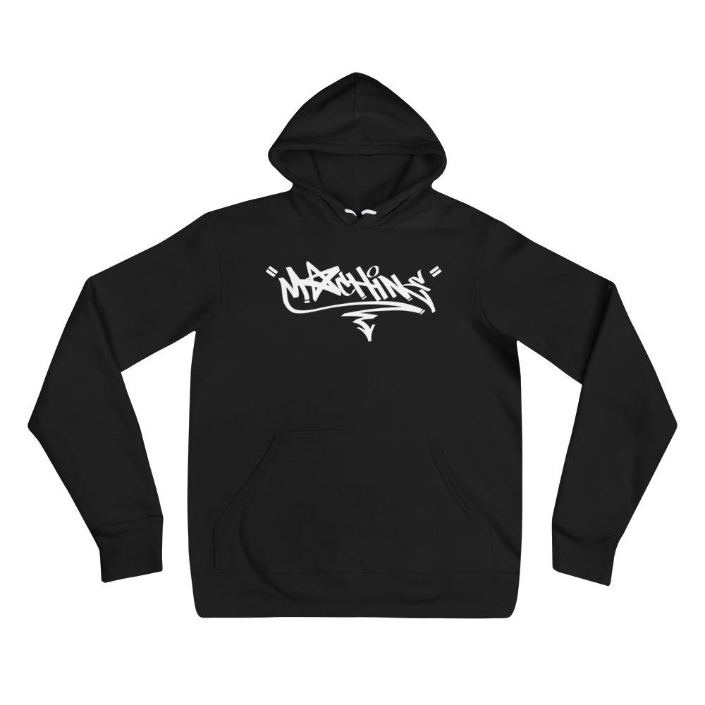 MACHINE Street Tag Unisex hoodie