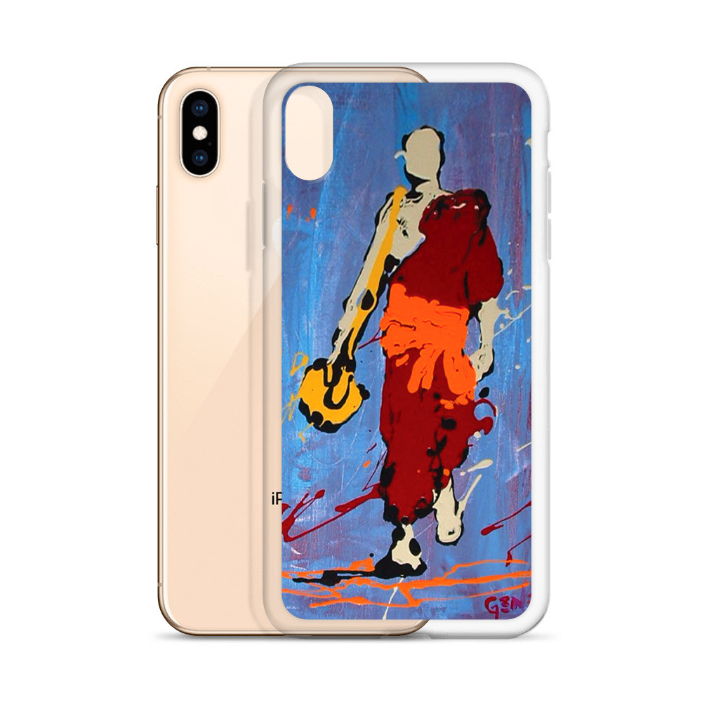 'Morning Offering' iPhone Case