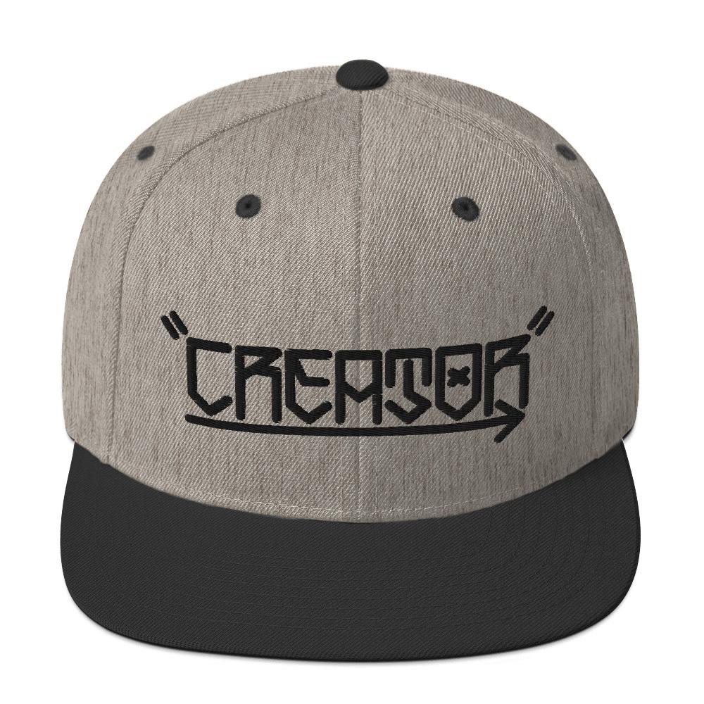 'CREATOR' Snapback Hat