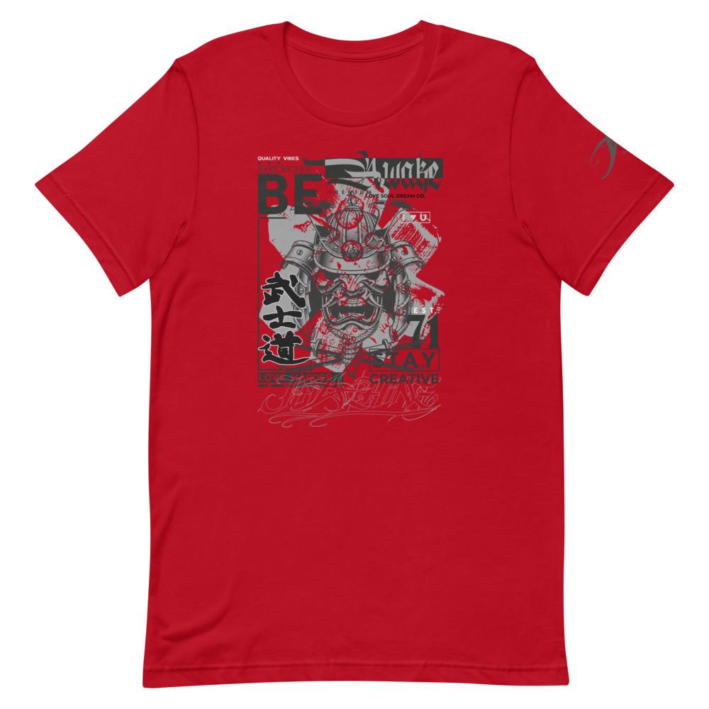 BE AWAKE Short-Sleeve Unisex T-Shirt
