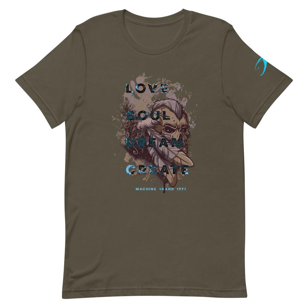 LSDC NATIVE Spirit Short-Sleeve Unisex T-Shirt