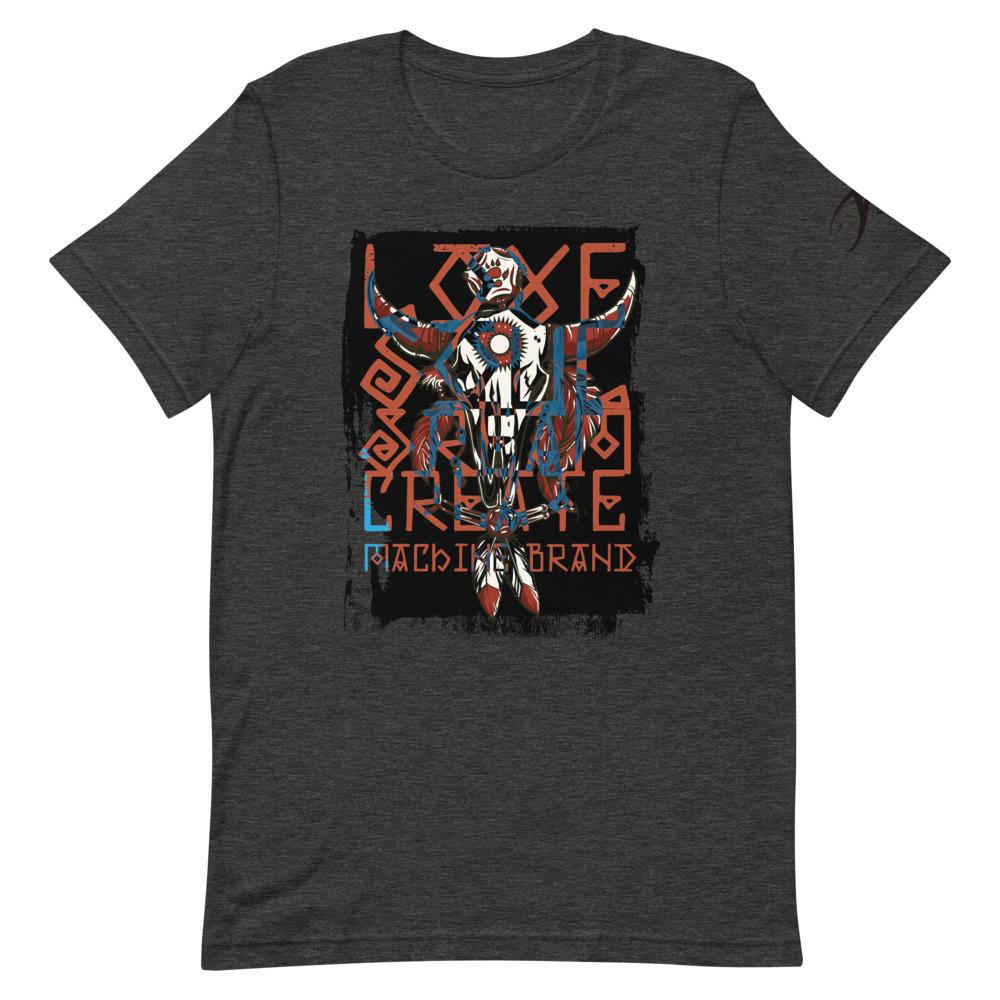 TATUNKA SHAMAN - Short-Sleeve Unisex T-Shirt