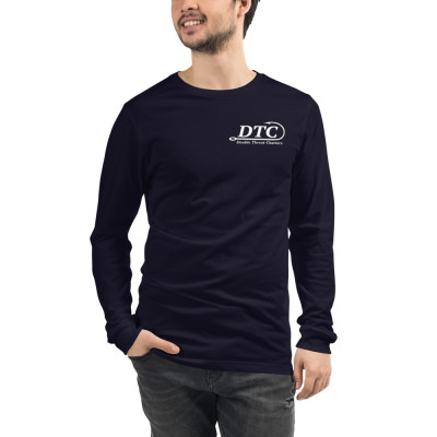 No Fish Is Safe Long Sleeve