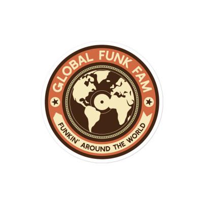 Global Funk Fam Circle