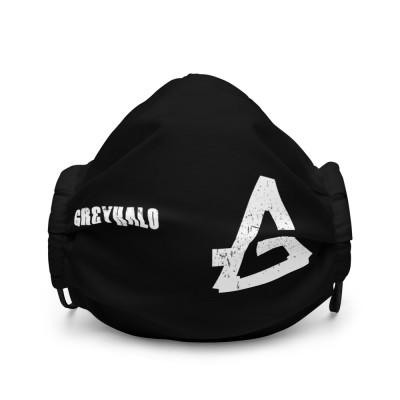 GreyHalo Logo | Premium face mask