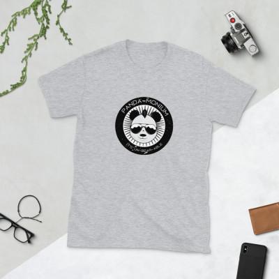 Panda-Monium! Short-Sleeve Unisex T-Shirt