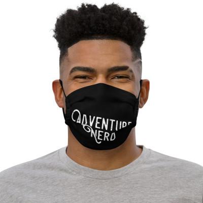 Adventure Nerd | Premium face mask