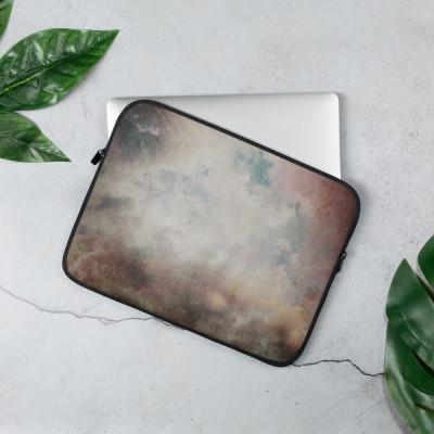 The Burnt Future Laptop Sleeve