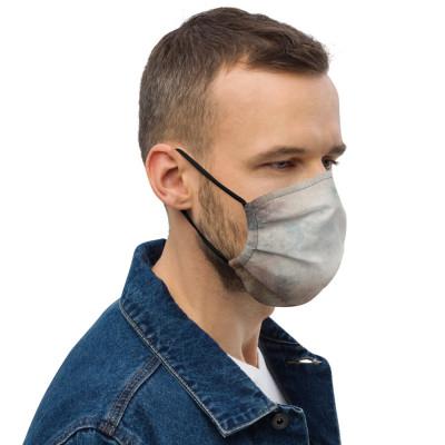 The Burnt Future Premium face mask
