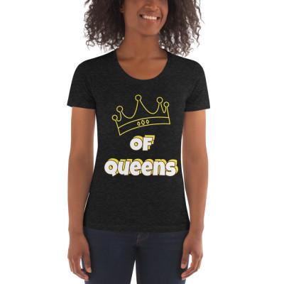 Queen Of Queens Women's Crew Neck T-shirt