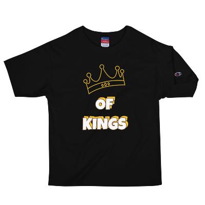 King Of King's Men's Champion T-Shirt
