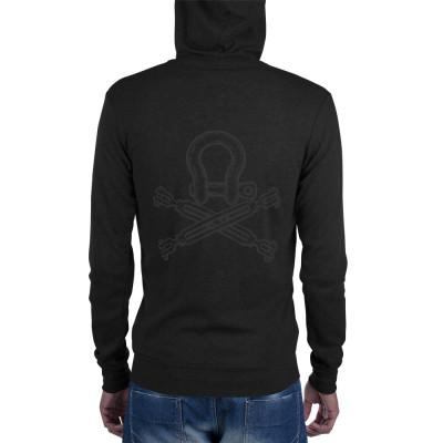 Unisex zip hoodie (Stagehand Edition)