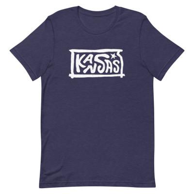 Kansas Shirt, Color, Unisex, Bella + Canvas Premium