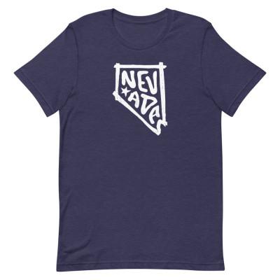 Nevada Shirt, Color, Unisex, Bella + Canvas Premium