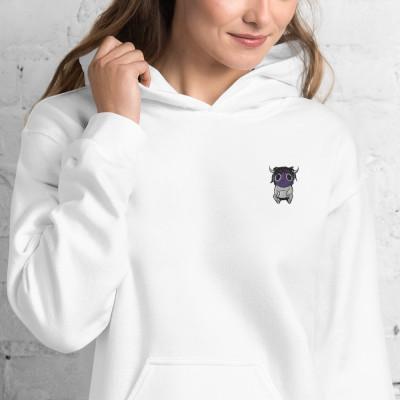 Knaux Embroidery Unisex Hoodie
