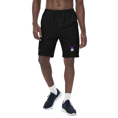 Knaux Unisex fleece shorts