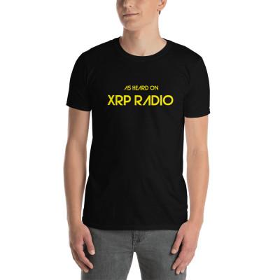 As Heard on XRP Unisex T-Shirt