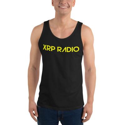 XRP Radio Unisex Tank Top