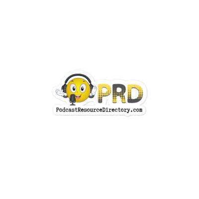 Podcast Resource Directory Sticker