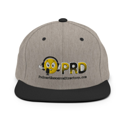 Podcast Resource Directory Hat