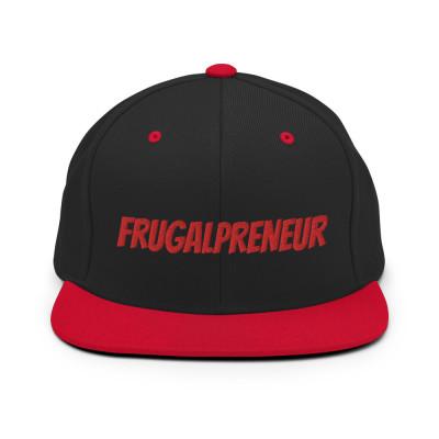 Frugalpreneur Hat