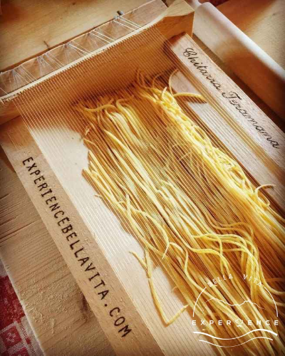 Pasta Chitarra Tool - Handmade in Abruzzo