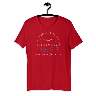 Unisex Short-Sleeve T-Shirt - Red