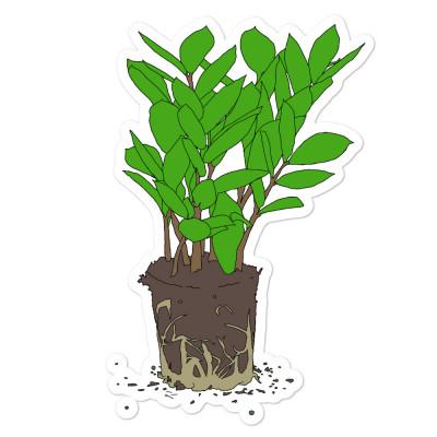 The Plant Sticker