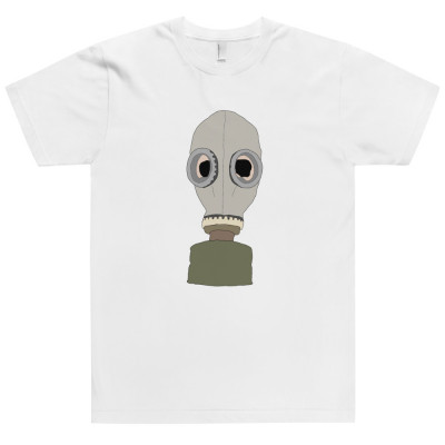the gas mask T-Shirt