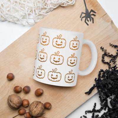 Cute Pumpkins - 11oz Mug