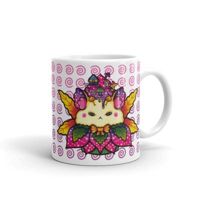 Fairy Hamster Cupcake - 11oz Mug