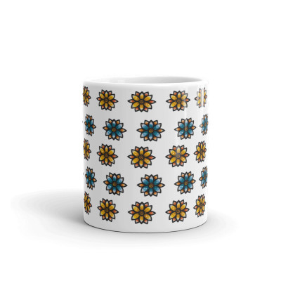 Flowers - 11oz Mug
