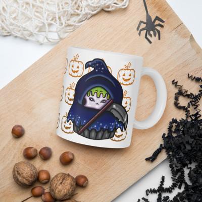 Reaper Cupcake - 11oz Mug