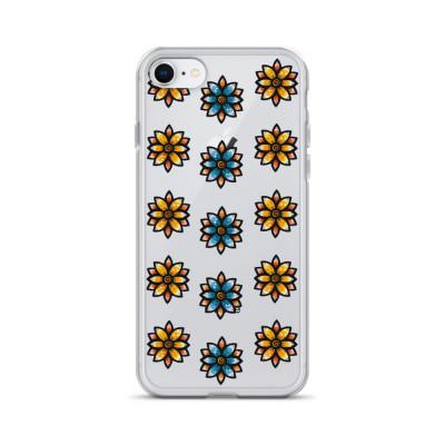 Flowers - Design iPhone Case