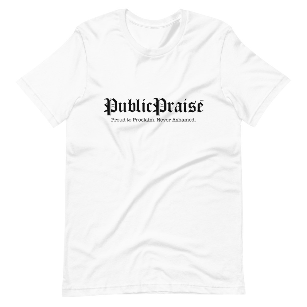 Newspaper Praise T-Shirt