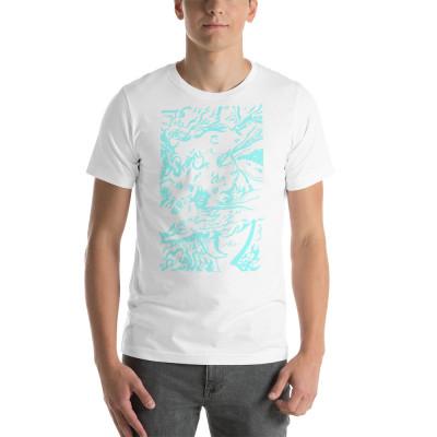 Joseph Demaree Dragon Rider - Short-Sleeve Unisex T-Shirt