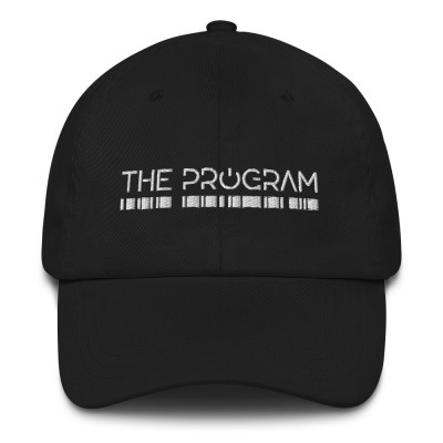 The Program embroidered logo dad hat