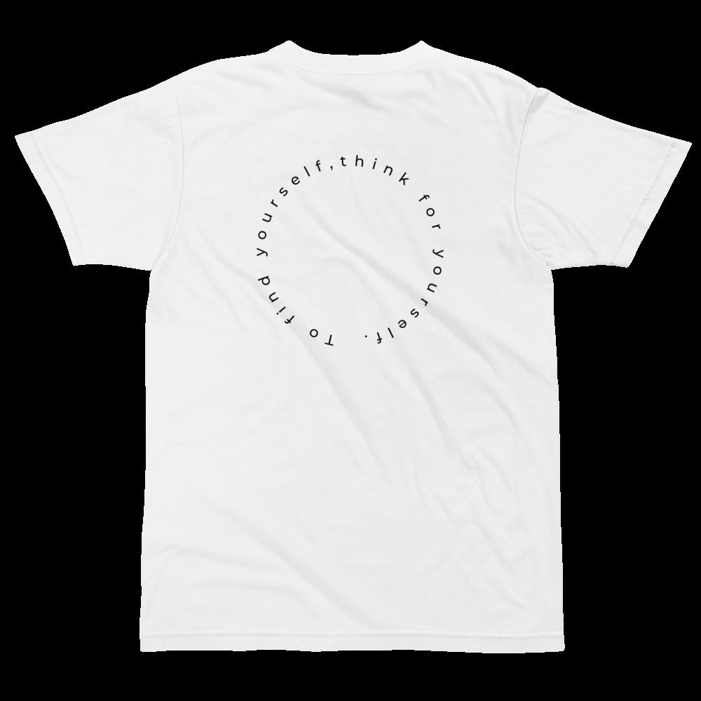 Freedom Line T-Shirt X Woman White