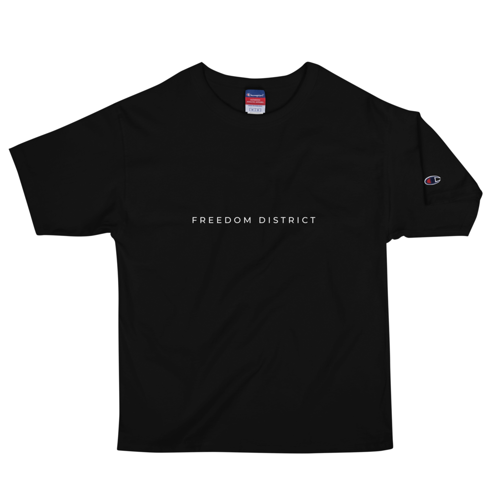 Freedom Line T-Shirt X Men Black
