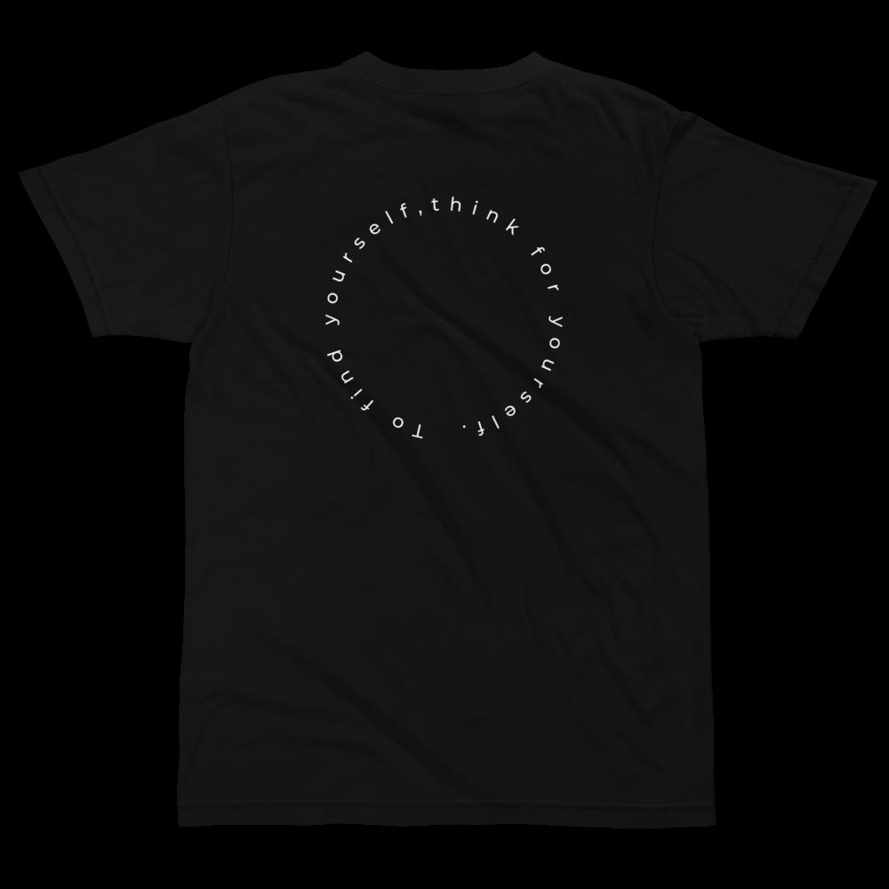 Freedom Line T-Shirt X Woman Black